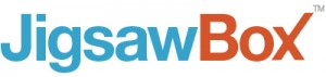 jigsaw box logo